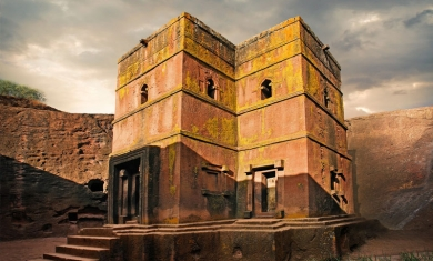 Lalibela and Bahirdar Tour