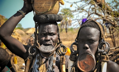 Omo Valley Tribes Tour - 8N | 9D