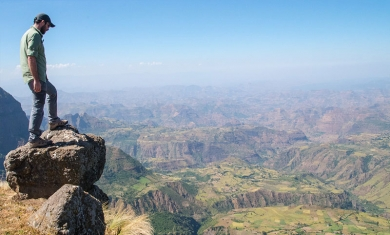 Simien Mountains Trekking Tour - 6N | 7D