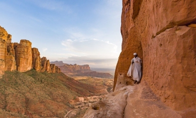 Ethiopia rock churches Tour